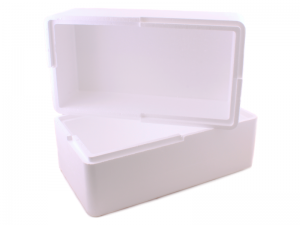 Polystyrenový termobox